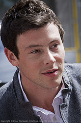 Thirty year old 'Glee' star and actor, Cory Monteith. Image courtesy of Pete Morawski.