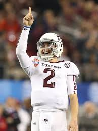 Johnny Manziel has declared for the 2014 NFL Draft.