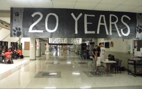 West celebrates 20th Homecoming Week