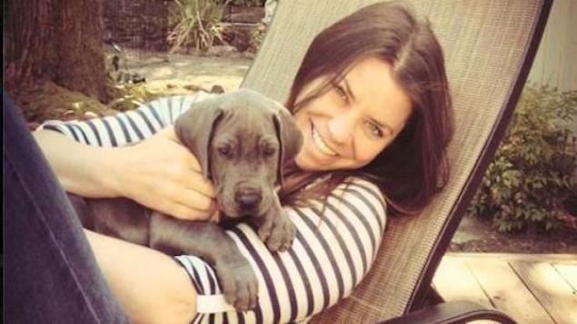 A photo of Brittany Maynard used in her public obituary