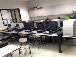 APEX classroom.