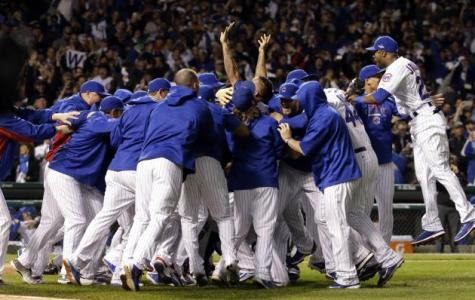The Cubs hope to have plenty more celebrating to do this fall.