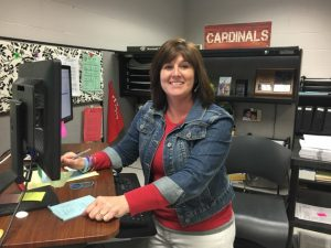 Mrs. Gramley shares her favorite spring break destination