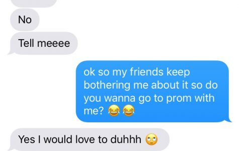 West students weigh their 'promposal' options