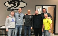 Wildcat staff celebrates 'No Shave November'