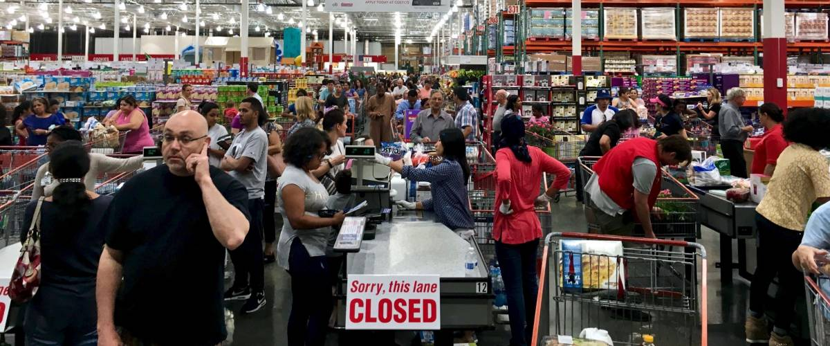 Black Friday begins on Thanksgiving night, November 28th. Image obtained from The Worst Black Friday Horror Stories Told by Retail Workers by Doug Whiteman.